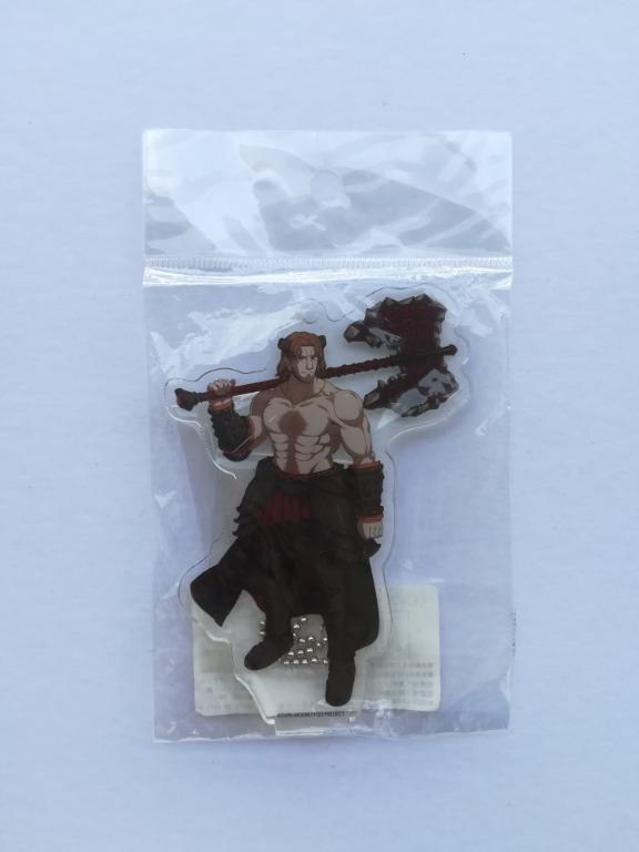 "Fate / Grand Order SHOP in Ikebukuro P'PARCO"" - Berserker / Eileak Blood Ax - Acrylic Stand"