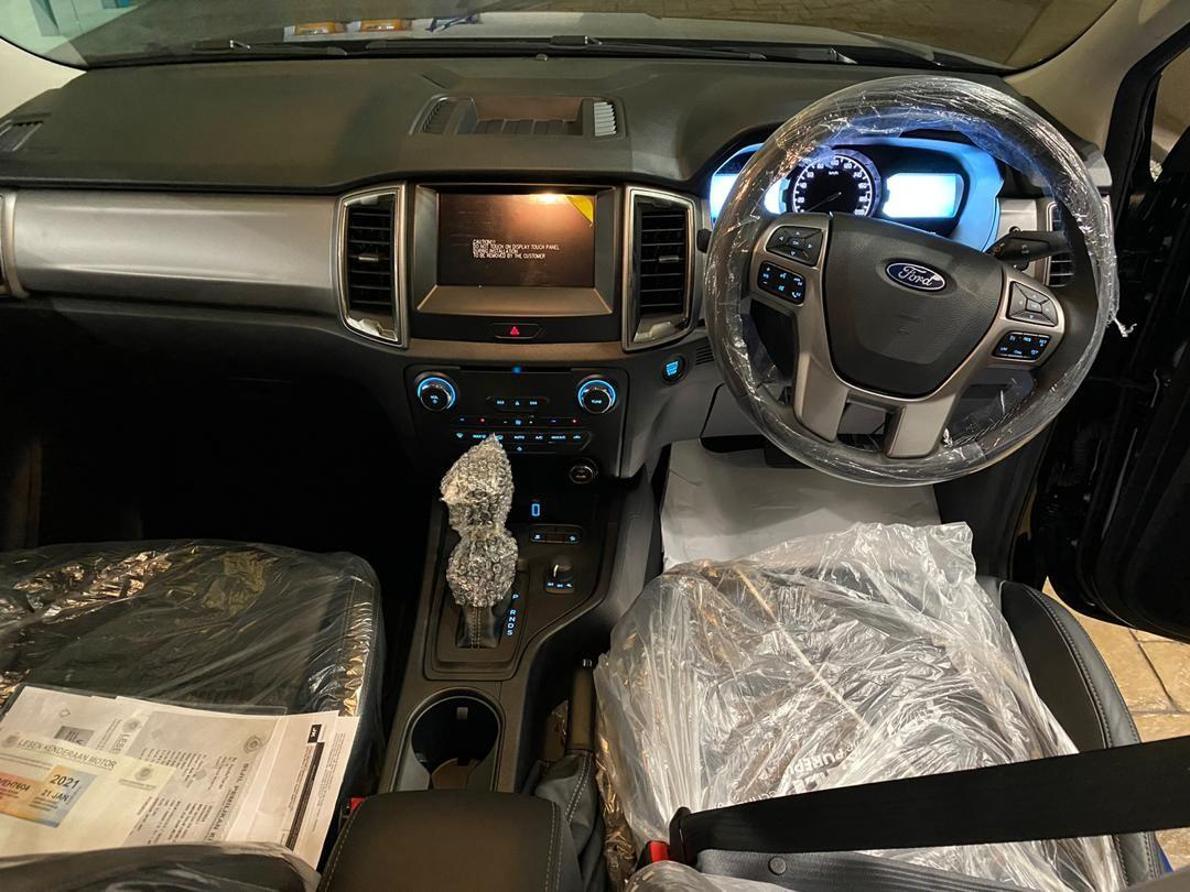 FORD RANGER XLT PLUS LIMITED AUTO 4WD 10SPEED 2.0CC NEW 2020 SAMBUNG BAYAR BERDEPOSIT /CONTINUE LOAN