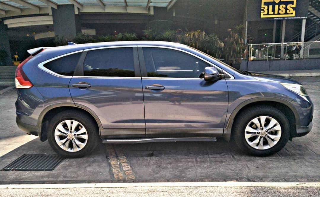 HONDA CRV 2.0L BAKI 5THN SAMBUNG BAYAR BERDEPOSIT /CONTINUE LOAN