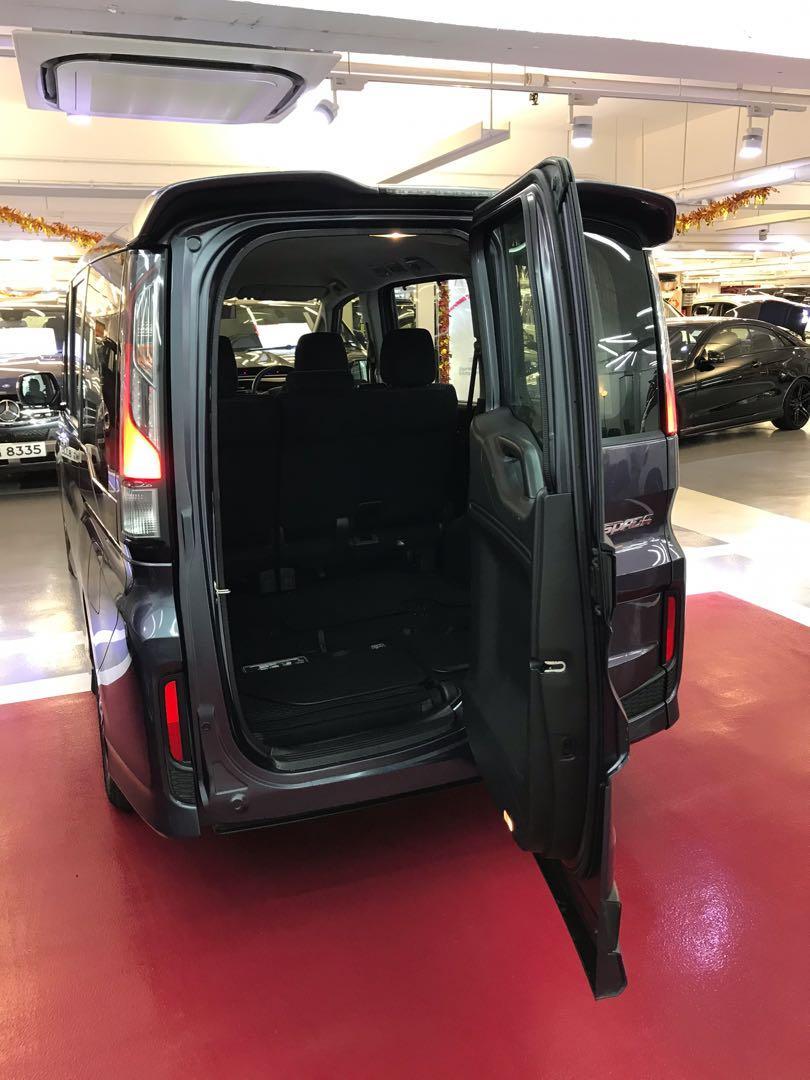 Honda Stepwagon 1.5 Spada (A)