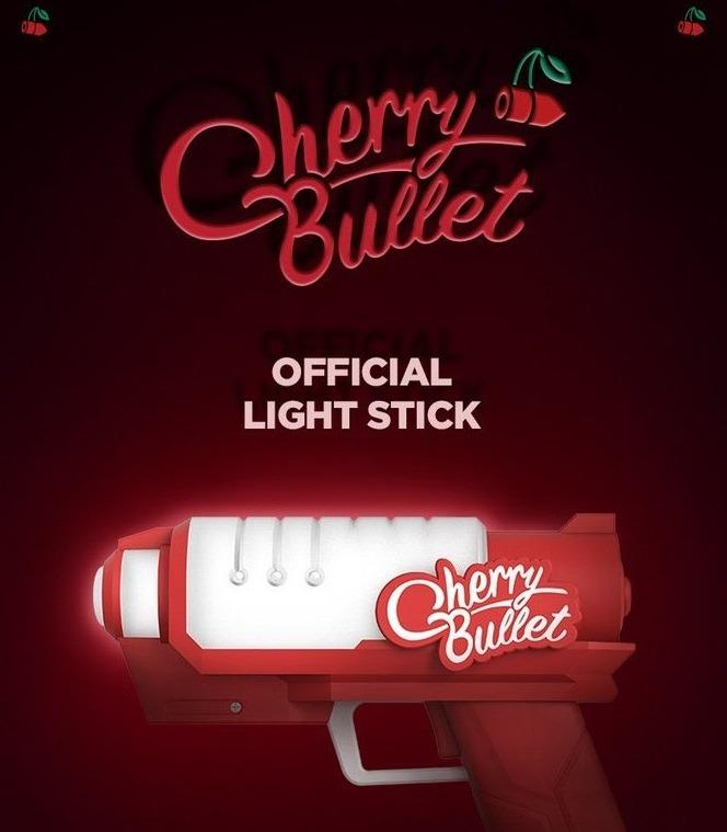 [IN-COMING STOCK] CHERRY BULLET OFFICIAL LIGHTSTICK