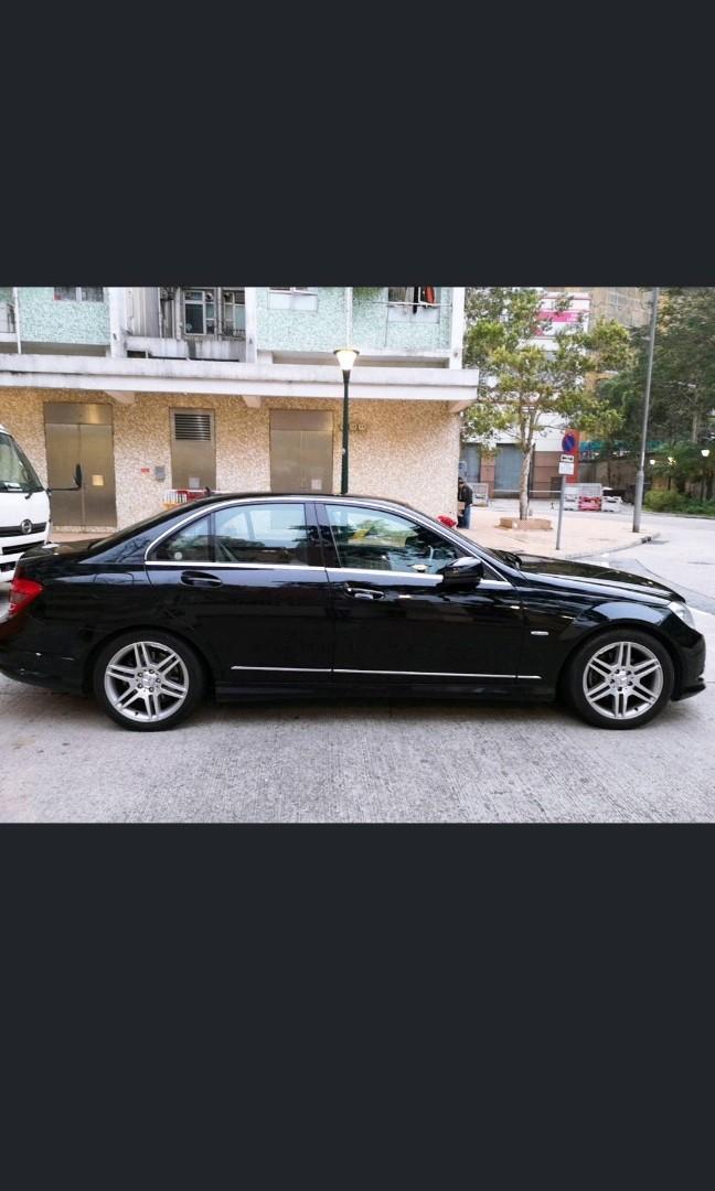 Mercedes-Benz C200 AMG Line Auto