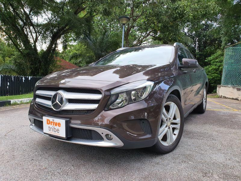 Mercedes-Benz GLA180 (A)