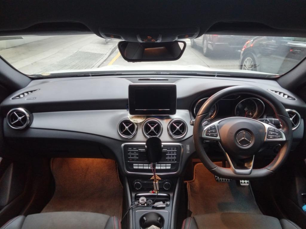 Mercedes-Benz GLA250 AMG Auto