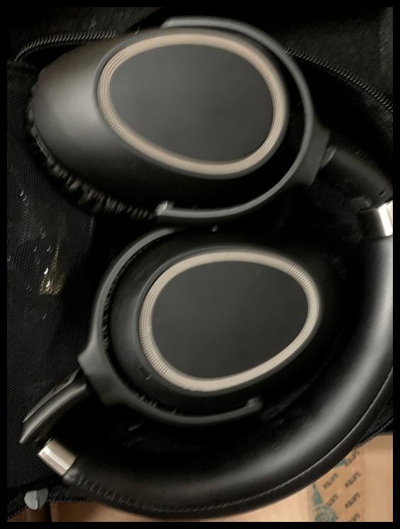 New Sennheiser PXC550 Noise Cancelling Bluetooth Headphone Sennheiser PXC550