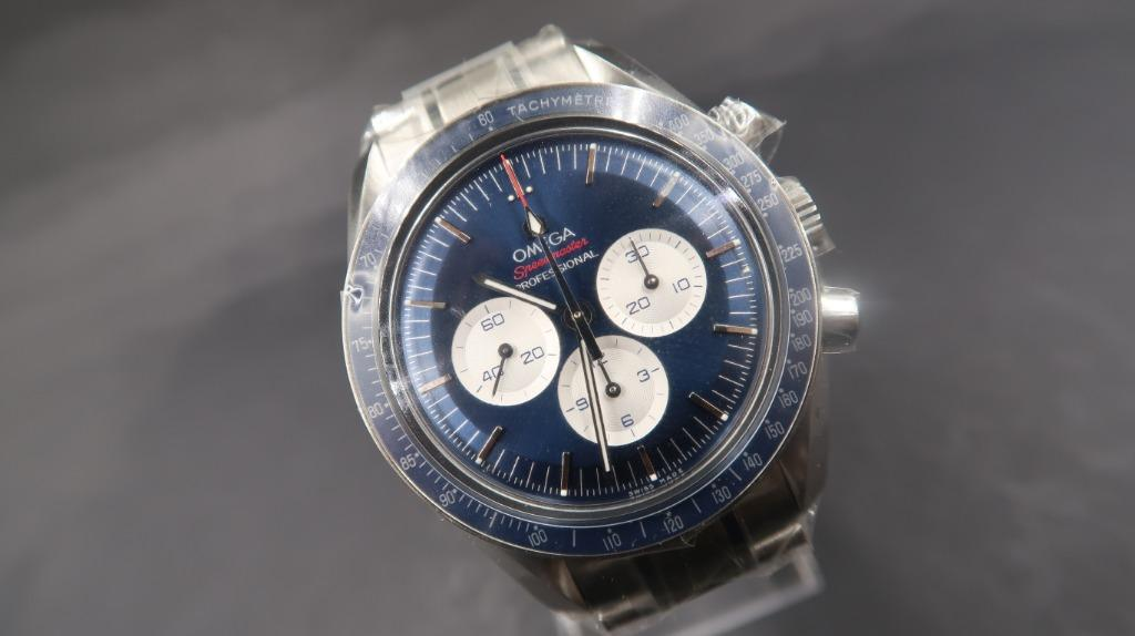 Omega Speedmaster Olympics Games Collection 522.30.42.30.03.001 *Limited Edition Of 2020 Pieces*