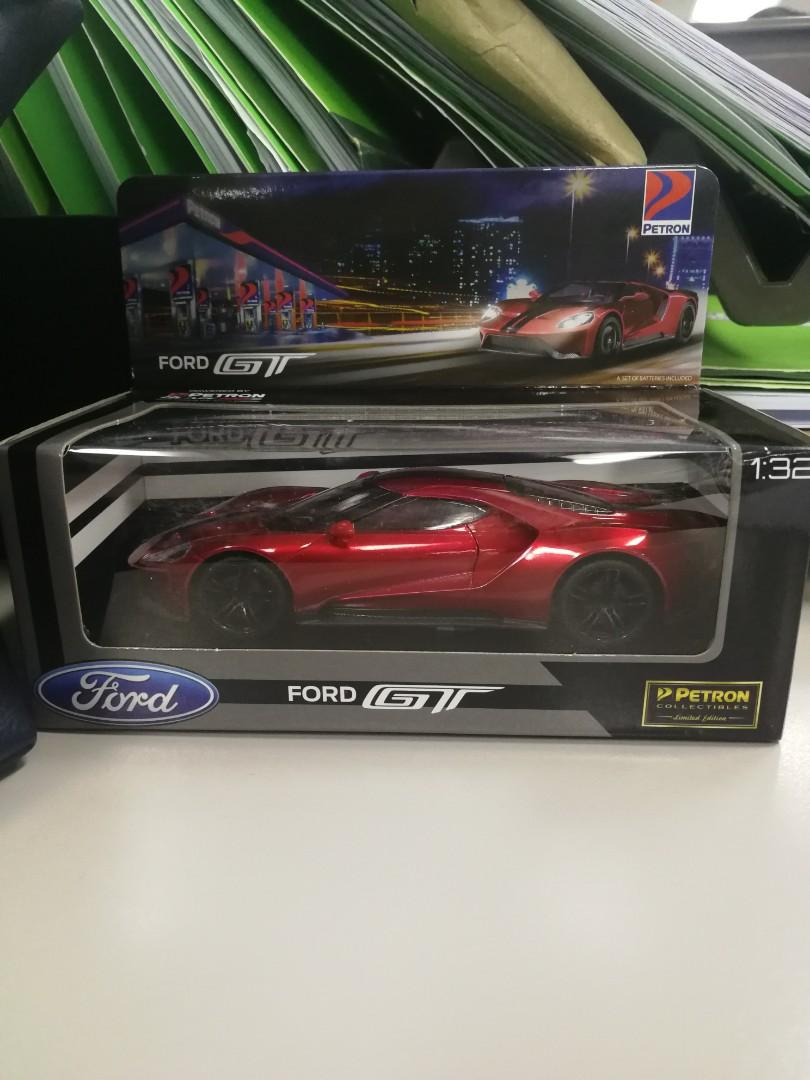 Petron Ford Gt Red Toy Car Toys Games Toys On Carousell