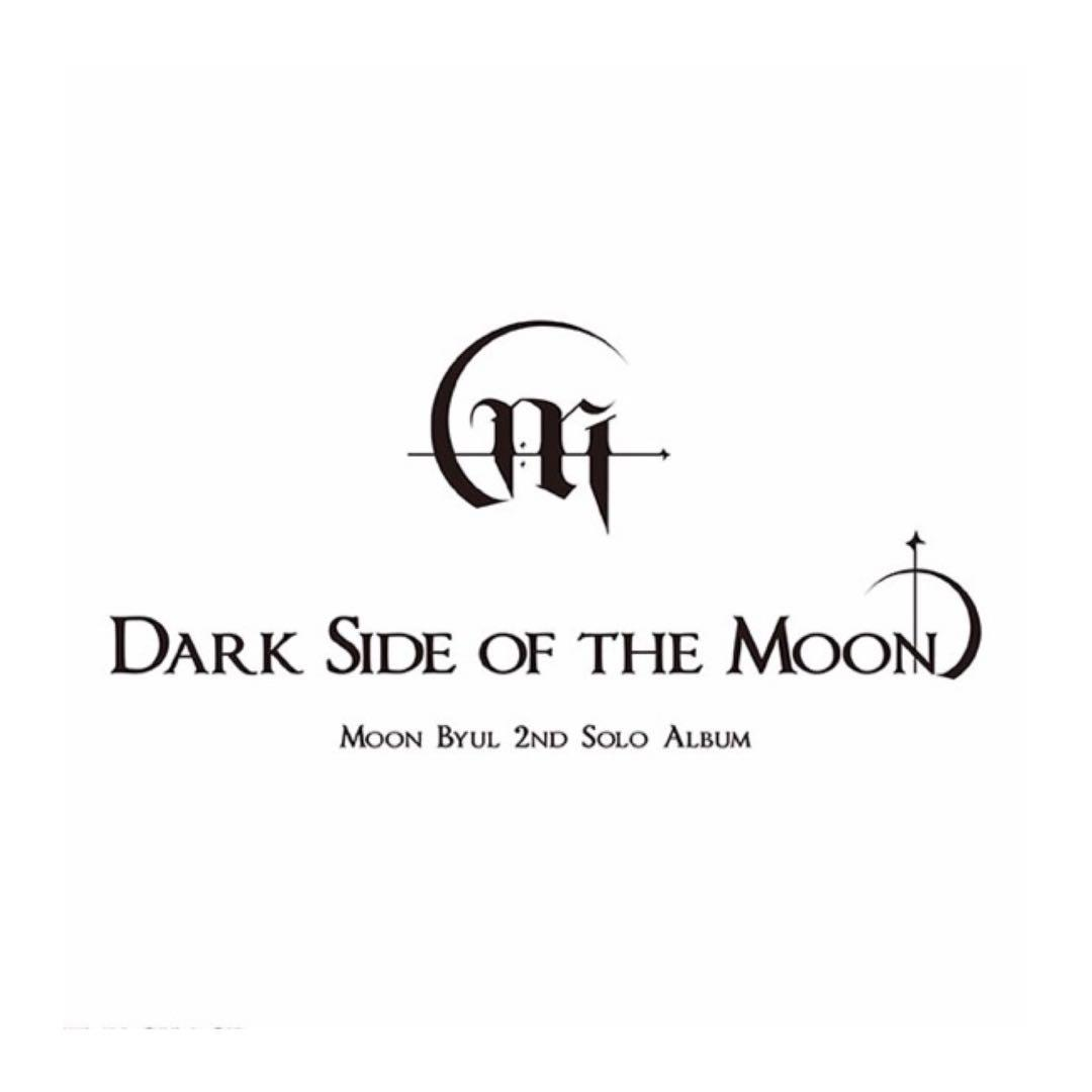 [PO] Moonbyul - Dark Side of The Moon (2nd Solo Album)