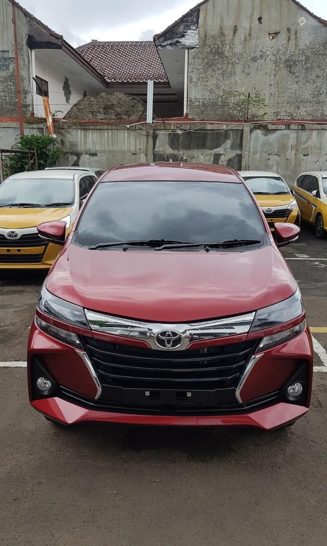 Promo Februari Toyota Avanza tipe dan warna apapun
