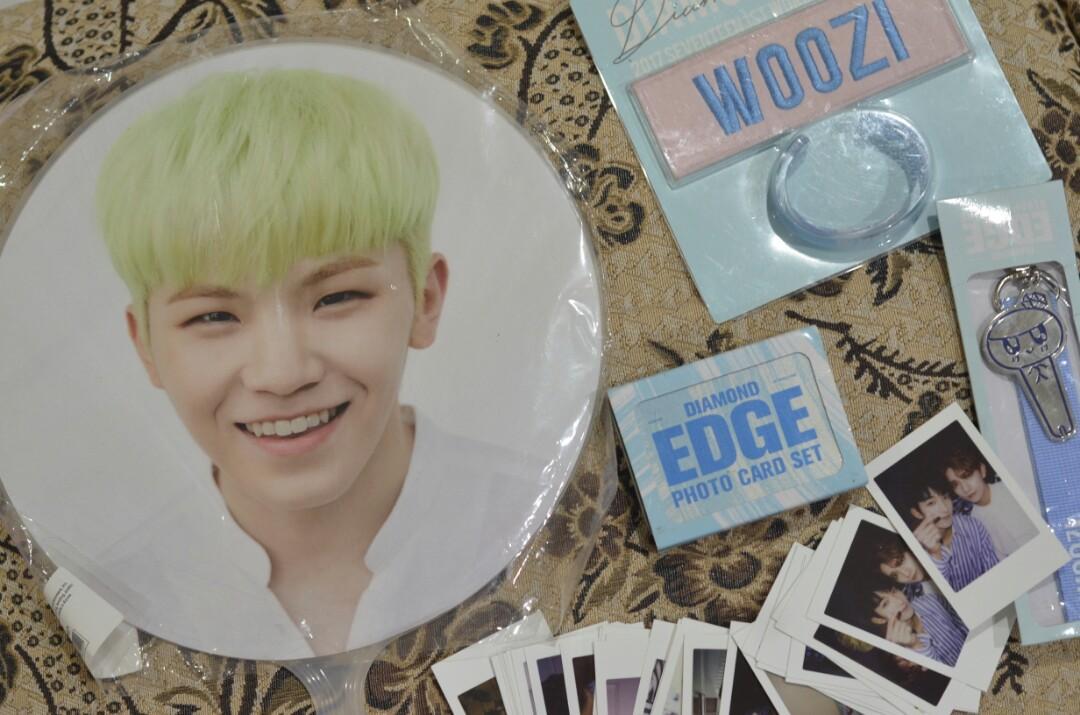 Seventeen Diamond Edge 2018 World Tour Merchandise (Japan/Global)