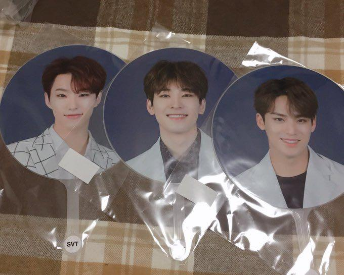 SEVENTEEN ODE TO YOU TOUR 2019 OFFICIAL IMAGE PICKET