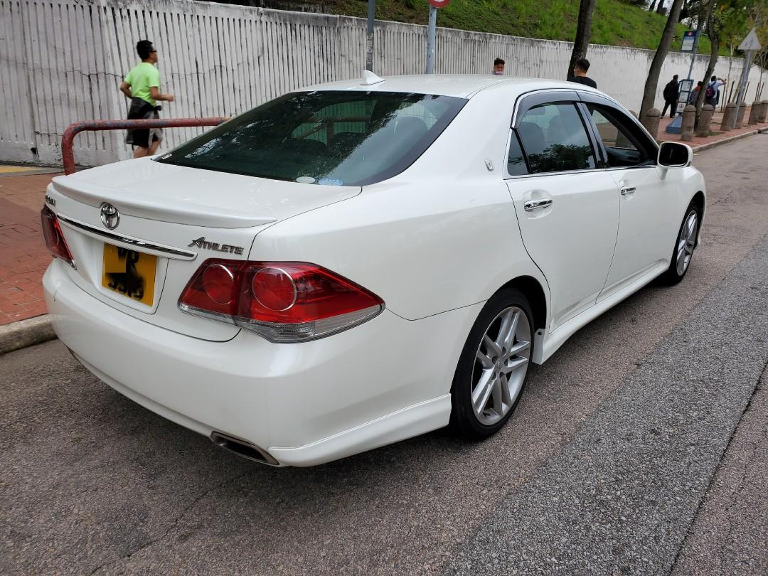 Toyota Crown 2.5 Athlete (A)