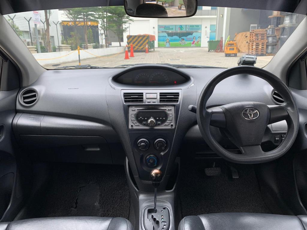 Toyota Vios Superb Condition, Fuel efficient, Spacious with the lowest rental rates in town!! Hurry whatsapp Edwin @ 85884811 now!