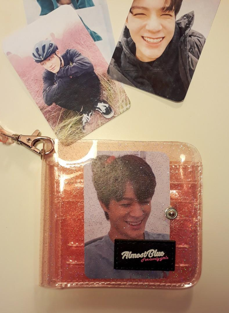 Unofficial Kpop Photocard (NCT DREAM Jeno and Jaemin