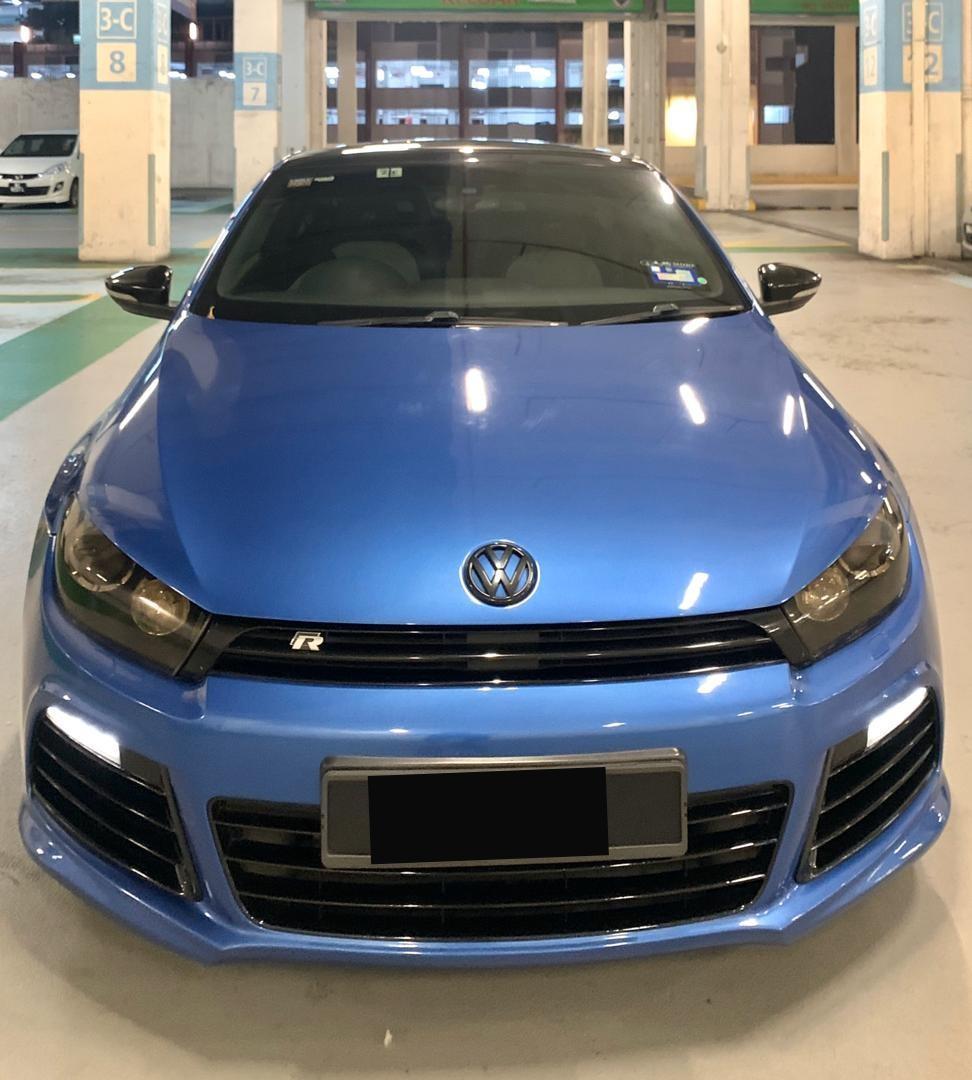 SEWA BELI BERDEPOSIT>>VW SCIROCCO R 2.0 (A) PADDLE SHIFT 2011/2014