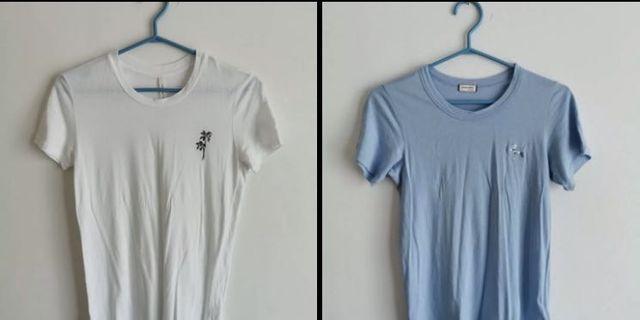 Aritzia shirt bundle