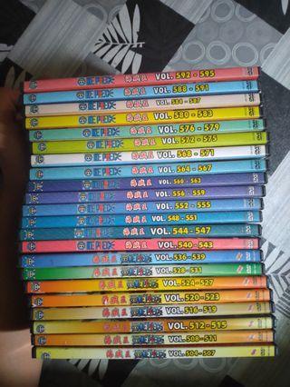 Onepiece DVD