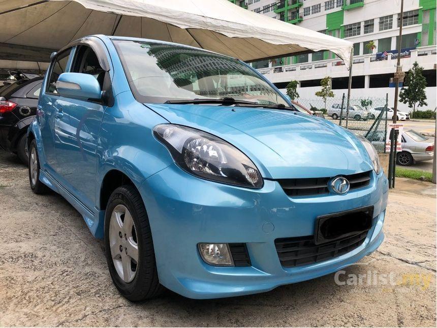 2009 Perodua Myvi 1.3 EZ (A) Passo Bodykit  http://wasap.my/601110315793/MyviEz2009
