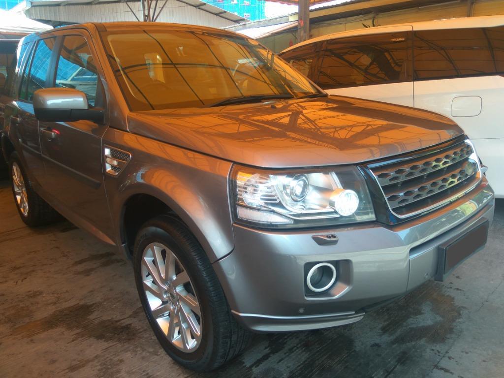 2014 Land Rover FREELANDER 2 2.2 SD4 HSE FACELIFT   http://wasap.my/601110315793/Freelander2014