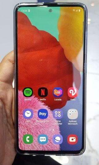 Samsung A51 bisa credit bunga 0% dengan CC/tanpa cc