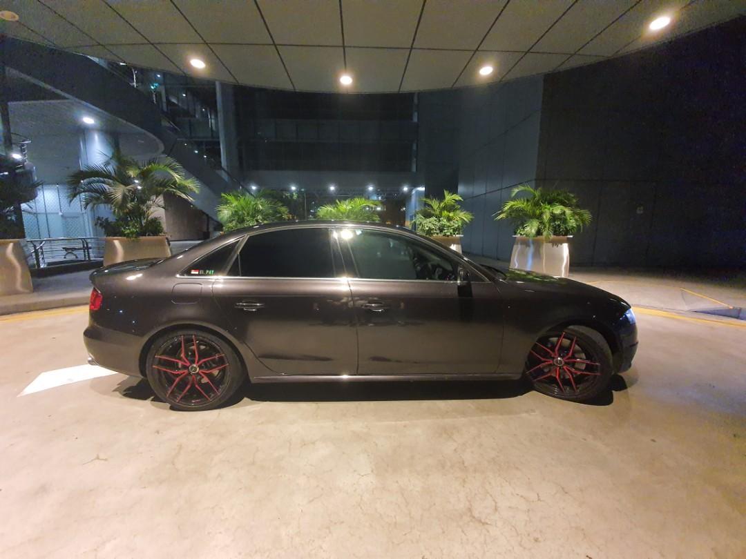 Audi A4 Avant 2.0 TFSI quattro S tronic Auto