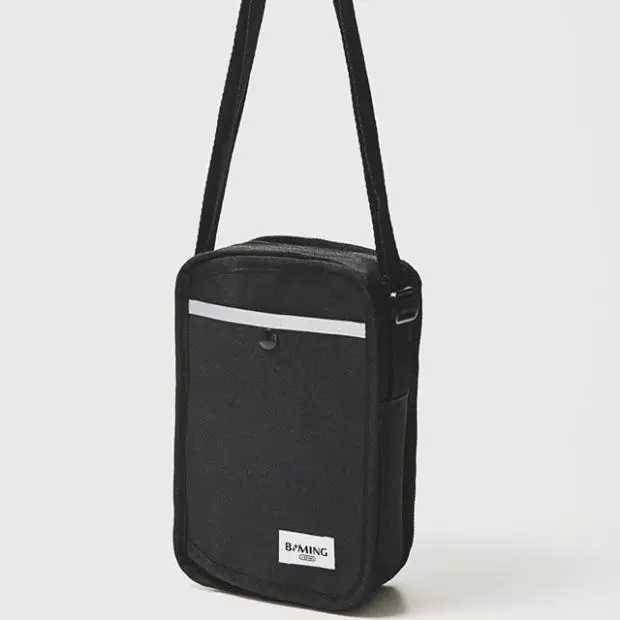 B ming 日單日雜 潮牌肩背包 收納袋 小物包 護照夾 單肩包 斜揹袋