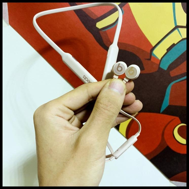 Beats X Bluetooth wireless in-ear sports headphones