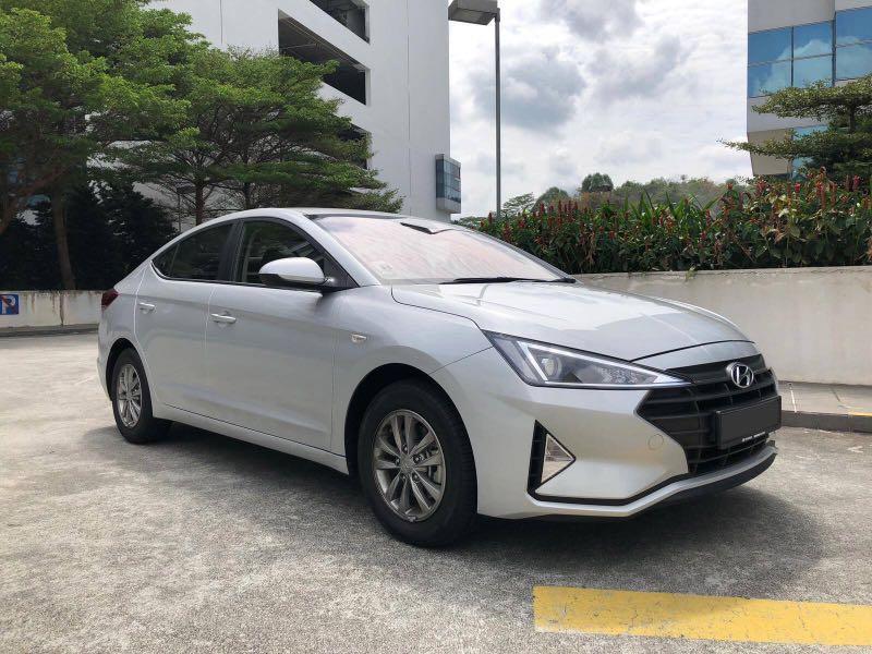 Brand New 2020 Hyundai Avante 1.6A