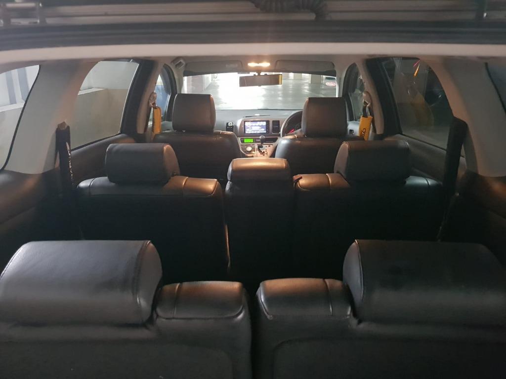 Car Rental Toyota Wish 3 - 6 April Fri-Mon Weekend Package ( Yishun )
