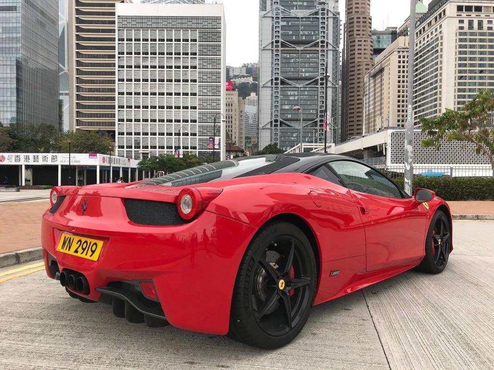 Ferrari 458 Italia (A)