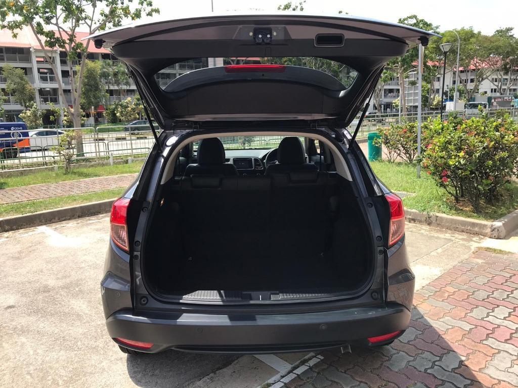 Honda HR-V 1.5 LX (A)