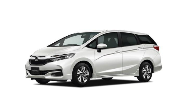 BRAND NEW Honda Vezel hybrid, Honda Freed hybrid, Toyota sienta hybrid, honda shuttle hybrid