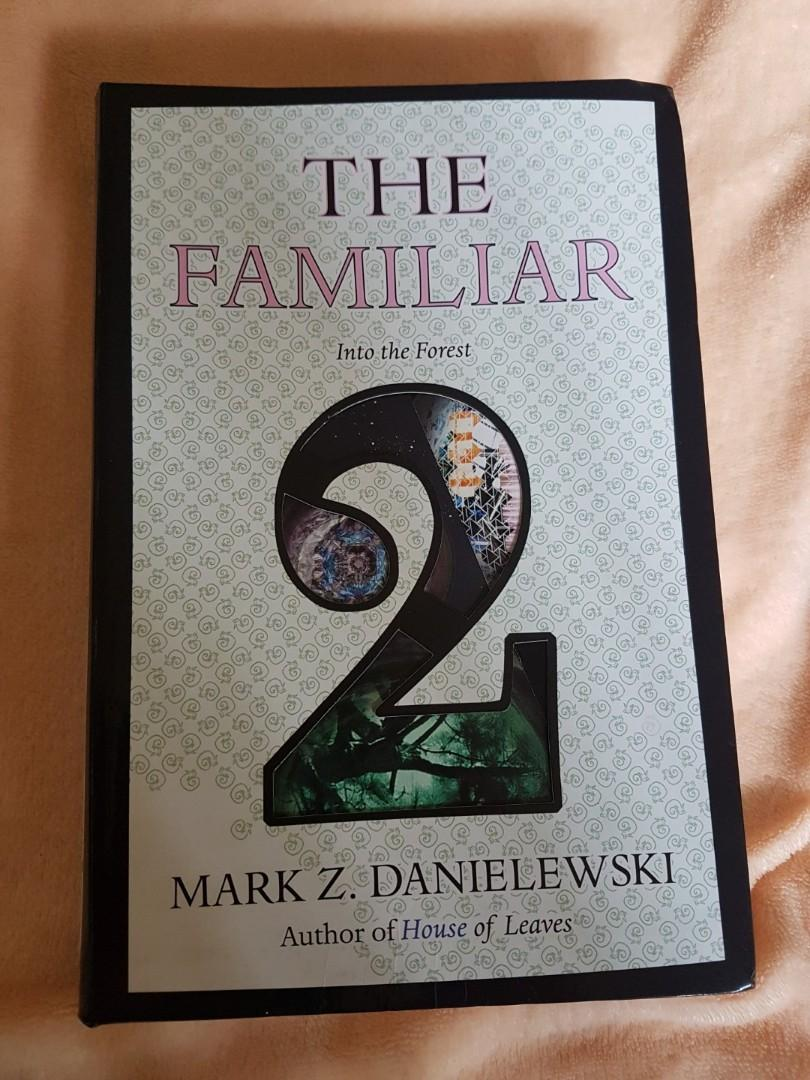 Into the Forest (The Familiar #2)  by Mark Danielewski [Fiction Book][Book Bundle DISCOUNT]
