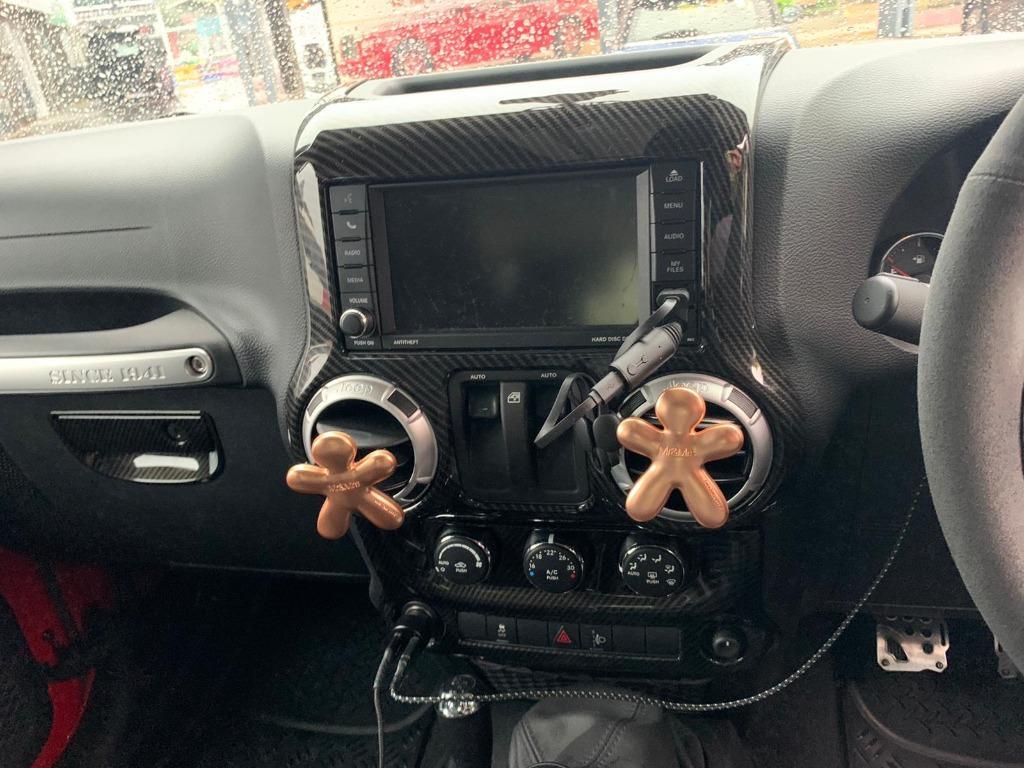 Jeep Wrangler 3.8 Sahara Unlimited 2-Dr V6 (M)