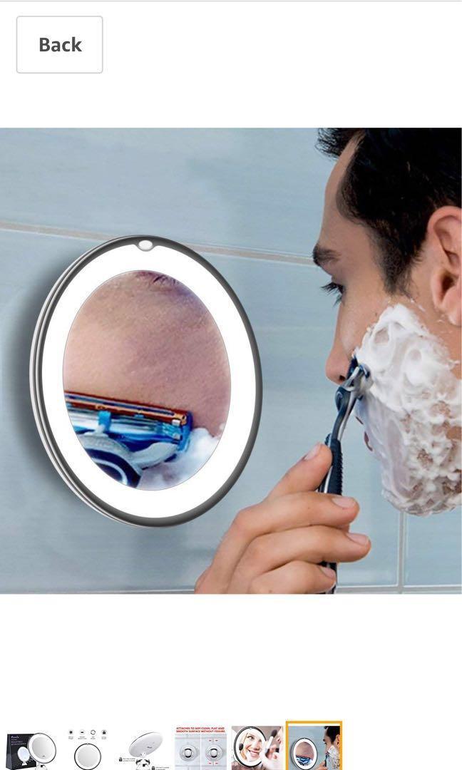 Kedsum 6 8 10x Magnifying Lighted, Kedsum 6 8 10x Magnifying Led Lighted Makeup Mirror