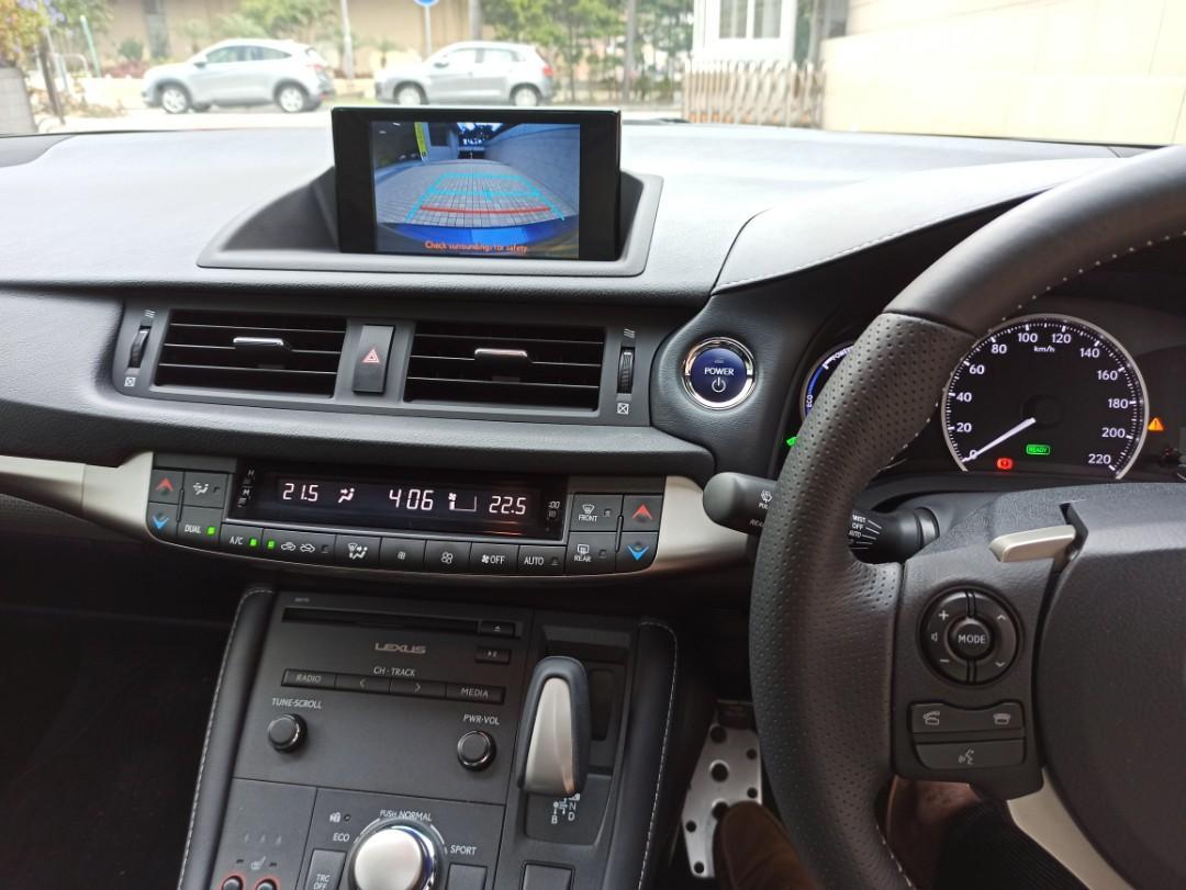 Lexus CT200h F Sport Auto