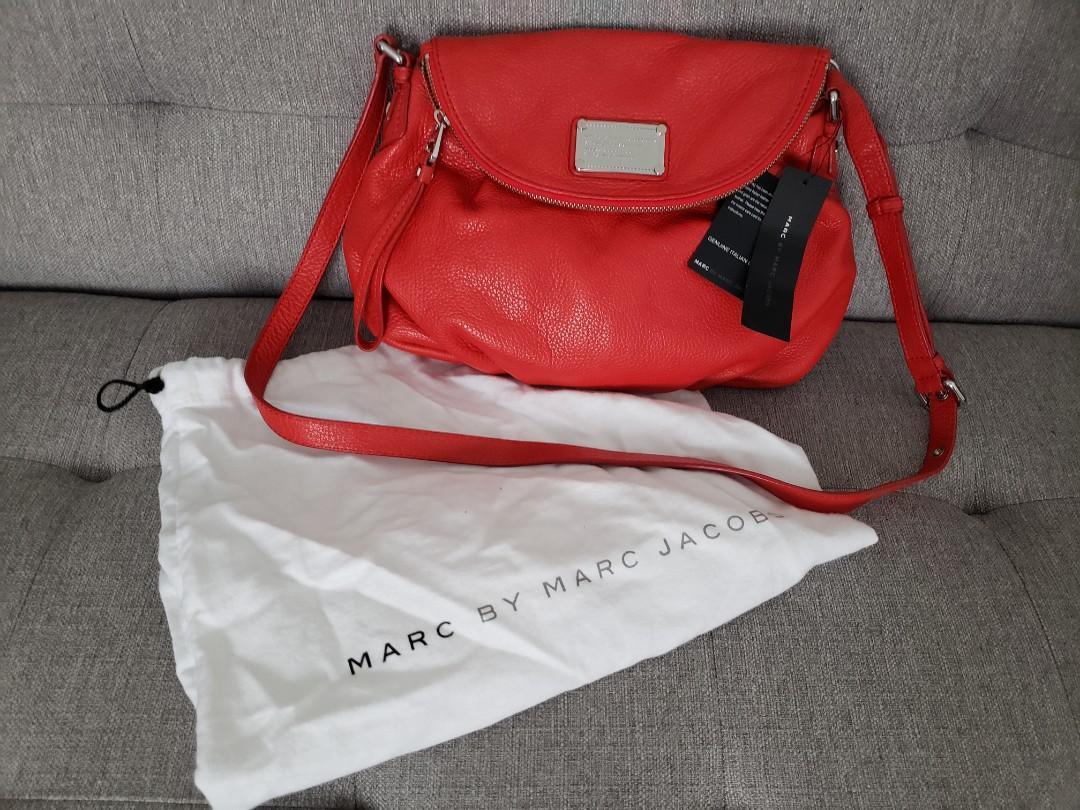 Marc by Marc Jacob's Q Natasha leather crossbody bag