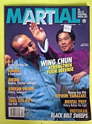 Martial Arts The Voice Of Traditional MA Magazines (Back Issues)