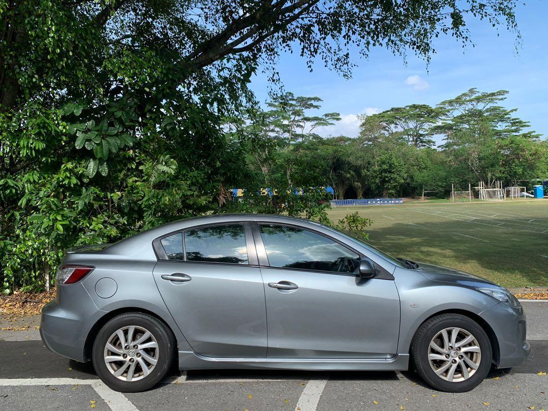 Mazda 3 1.6 (A)