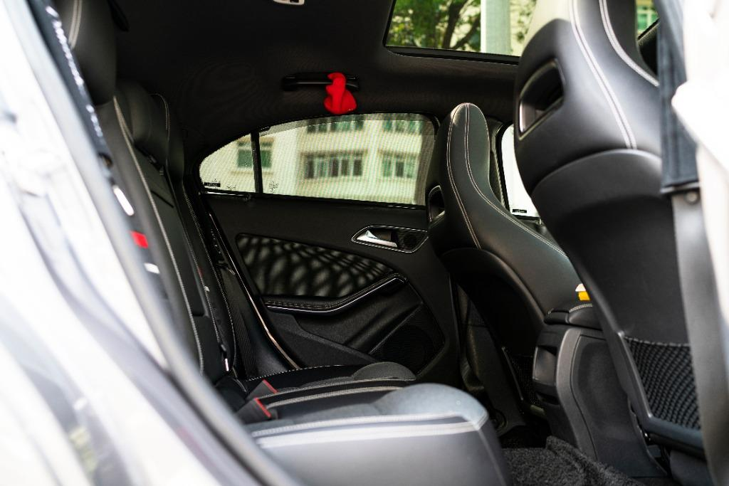 Mercedes-Benz A180 Style Sunroof Auto