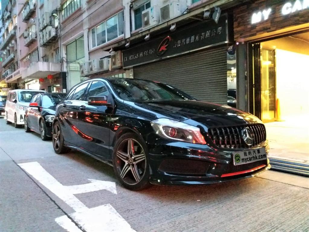 Mercedes-Benz A250 Sport (A)