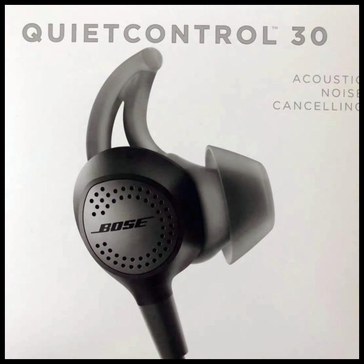 new unopened Bose Qc30 active noise cancelling Bluetooth headset