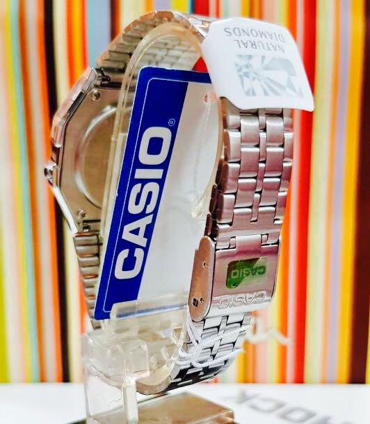 NEW🌟COUPLE💝SET : CASIO UNISEX DIVER SPORTS WATCH  : 100% ORIGINAL AUTHENTIC BABY-G-SHOCK ( GSHOCK ) Company : MTP-VD01L-1EV + A159WAD-1
