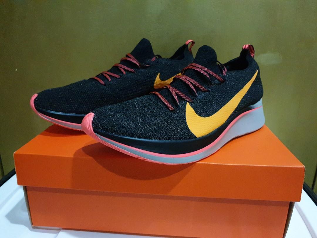 Nike Zoom Fly FK (Flyknit - Black