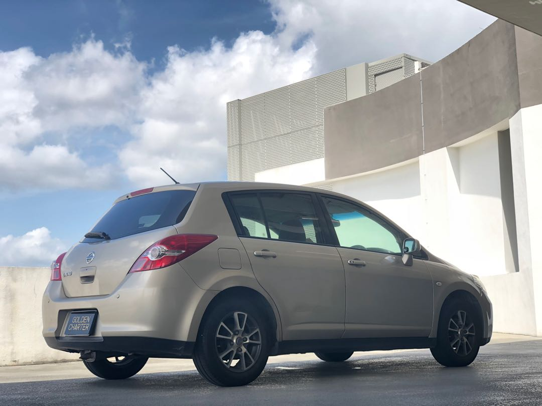 Nissan Latio For Rental ! Personal or PHV use welcomed