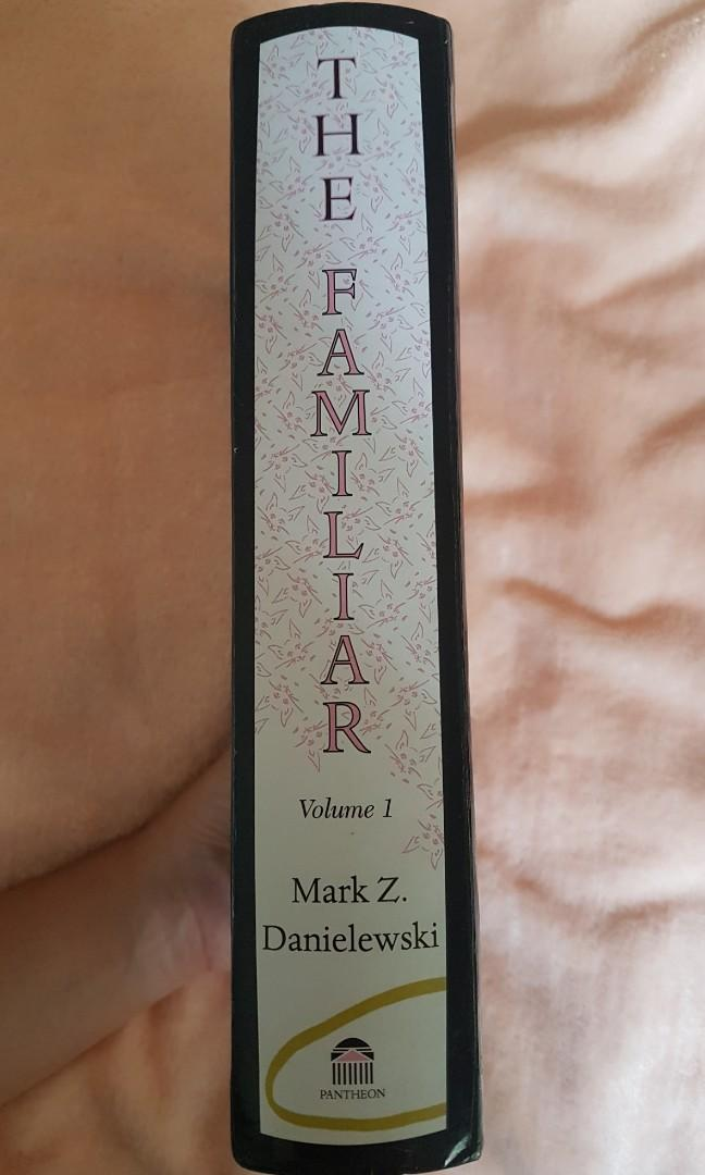 One Rainy Day in May (The Familiar #1) by Mark Danielewski [Fiction Book][Book Bundle DISCOUNT]