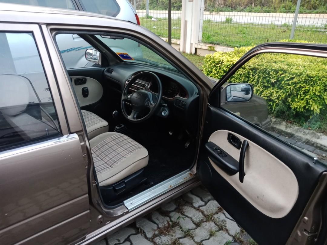 Perodua kancil 850 (1.0)