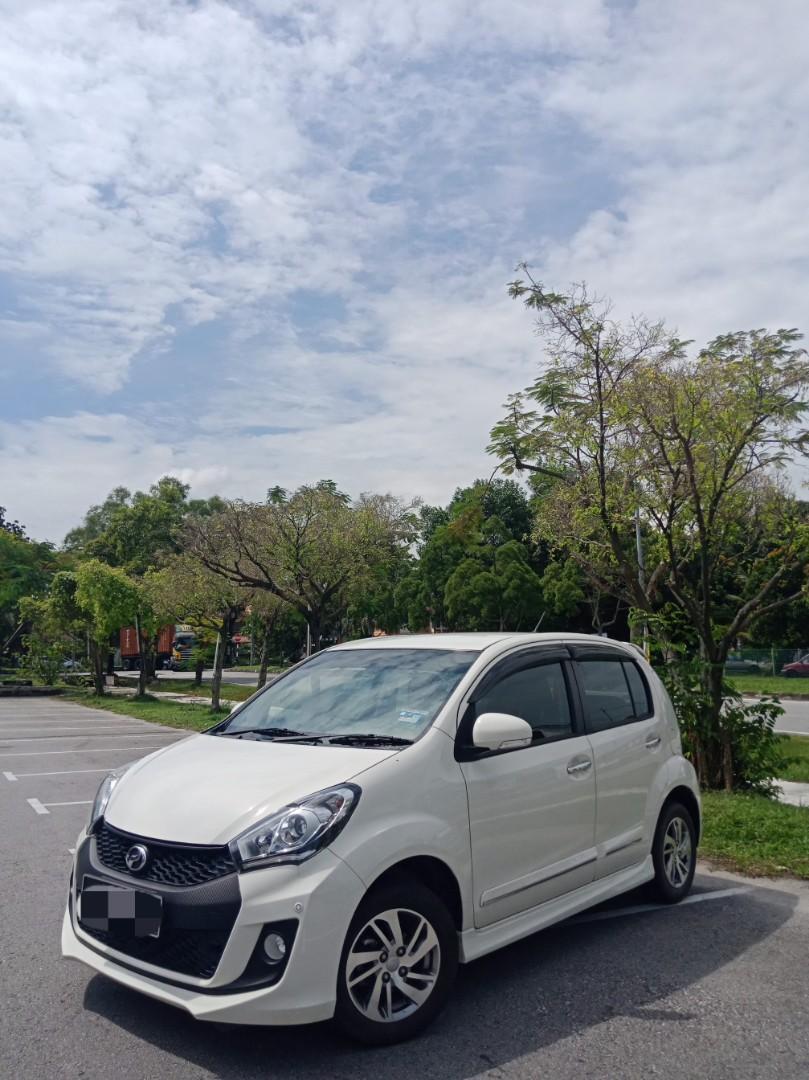 Perodua Myvi Icon Advance 1.5(A) Kereta Sewa Murah Selangor KL