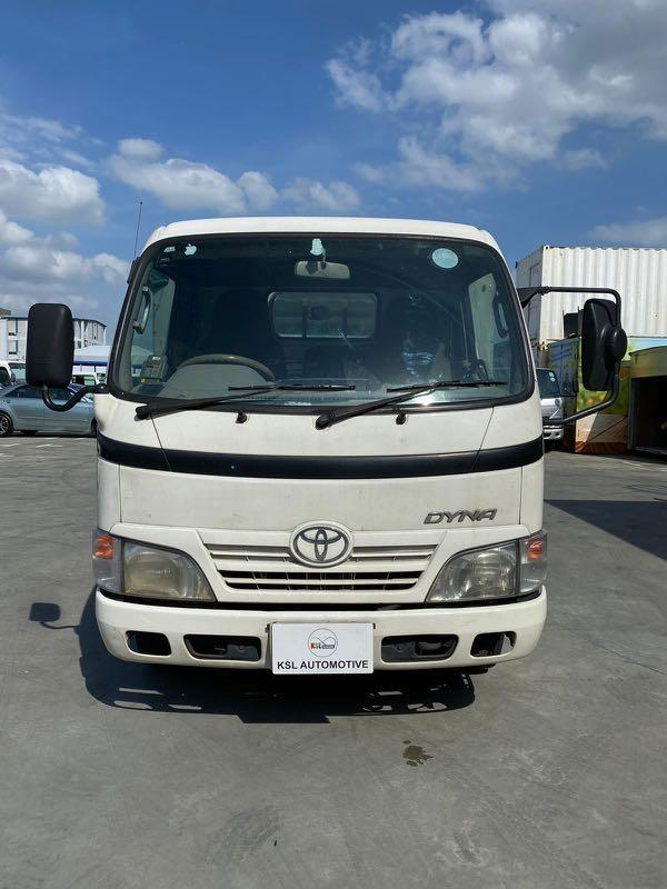 Toyota Dyna 350 With Full Canoy ( New 5 Years COE )
