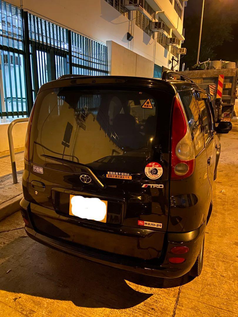 Toyota Echo Verso Auto